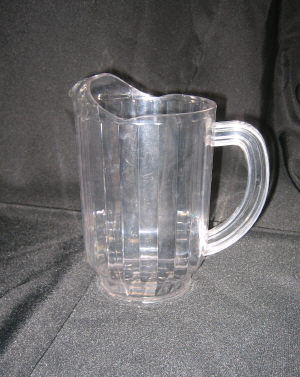 Where to find PITCHER, PLASTIC 60 0Z. in Lake Charles