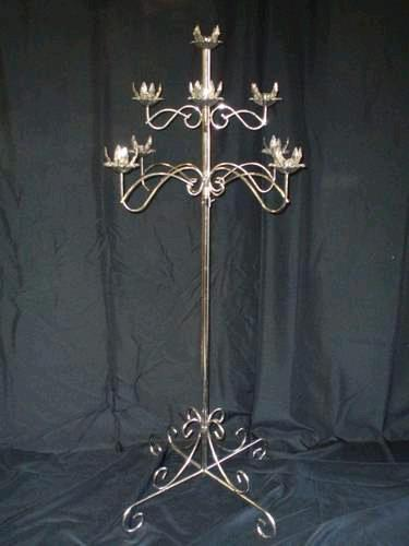 Where to find CANDELABRA, SILVER 9 LITE TREE in Lake Charles