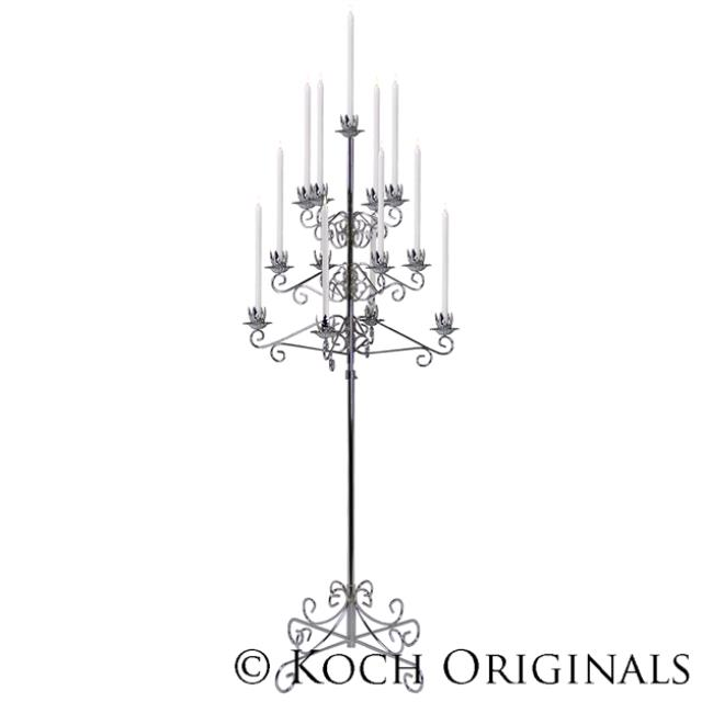 Where to find CANDELABRA, SILVR 13 LITE TREE in Lake Charles