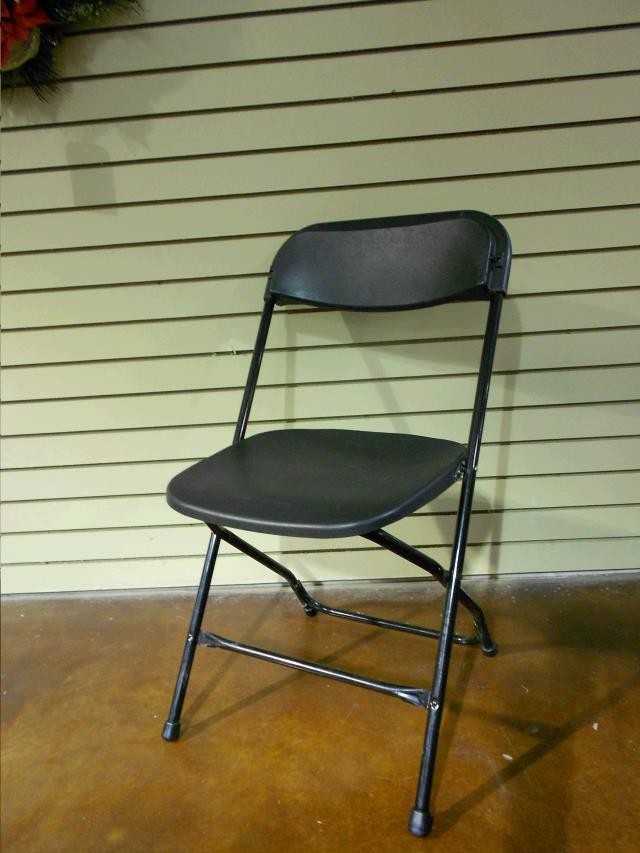 Where to find CHAIR, BLACK  FOLDING in Lake Charles