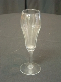 Rental store for GLASS, CHAMPAGNE TULIP 6 OZ in Lake Charles LA