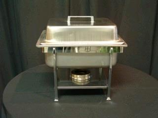 Where to find CHAFER, STAINLESS BASIC SQ 4QT in Lake Charles