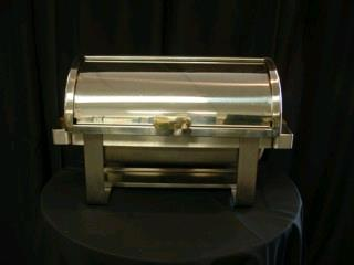 Where to find CHAFER, W GOLD 7 QT ROLL-TOP in Lake Charles