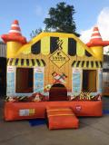 Where to rent GAME, CONSTRUCTION ZONE INFLATABLE in Lake Charles LA
