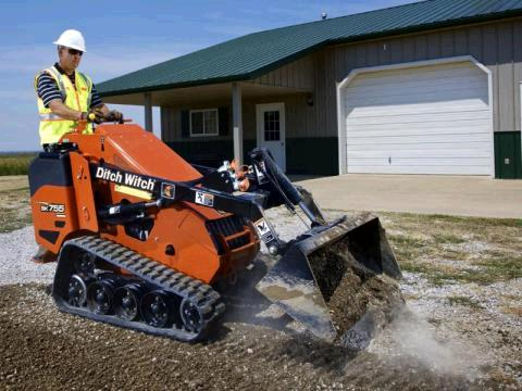 Where to find LOADER SK750 DITCH WITCH in Lake Charles
