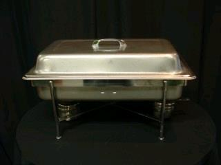 Where to find CHAFER, STAINLESS BASIC 7 QT  half pan in Lake Charles