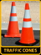 Where to rent CONE, TRAFFIC 28  ORANGE in Lake Charles LA