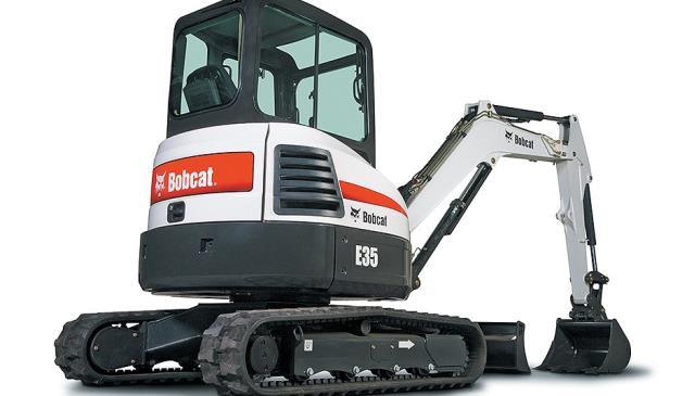 Where to find EXCAVATOR, BOBCAT E35 in Lake Charles
