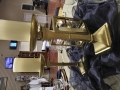 Where to rent CANDELABRA, GOLD BRASS 11  FABIUS in Lake Charles LA