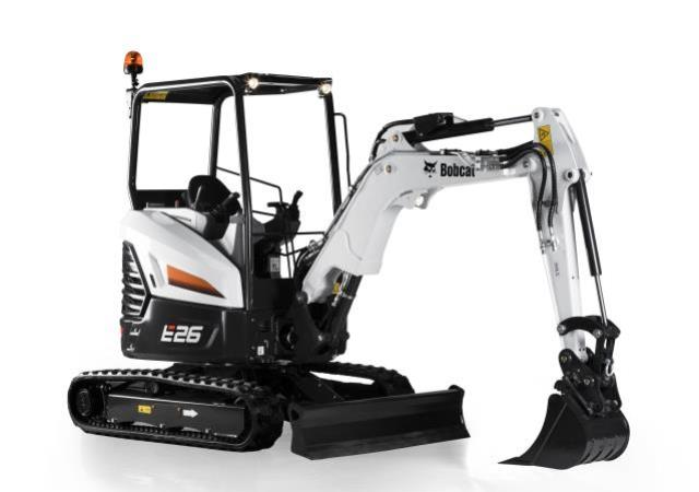 Where to find EXCAVATOR, BOBCAT E26 in Lake Charles