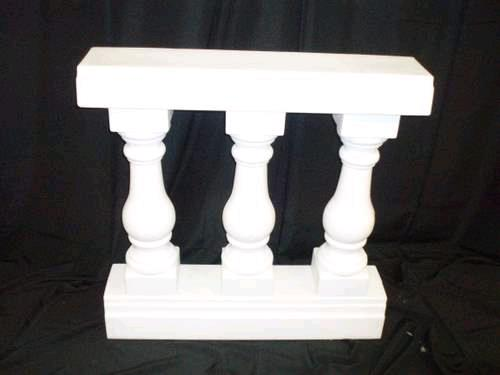Where to find BALUSTRADE, WHITE 3 POST STRAI in Lake Charles