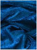 Where to rent 12 X120  BLUE COBALT CRUSH LINEN RUNNER in Lake Charles LA