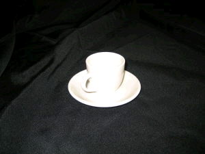 Where to find CHINA, IVORY DEMITASSE CUP in Lake Charles