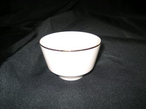 Where to find CHINA, IVORY CUP BOUILLION GOLD RIM in Lake Charles