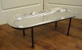 Where to rent TRAY, SIL OVALS W  STAND  5 in Lake Charles LA